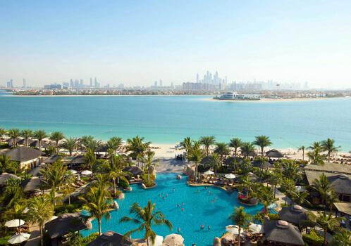 Dubai - PALMOVÝ OSTROV - Akční nabídka
