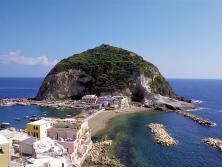 It�lie - Ostrov Ischia � Neapol � Pompeje � Vesuv