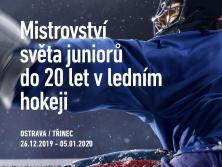 Mistrovství světa juniorů v ledním hokeji do 20 let (Balíček 2 Werk Arena)