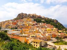Okruh Sardinií s krátkou návštěvou Korsiky